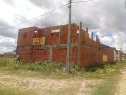 Vendo/troco em veiculo de maior valor um Duplex (Ponto Comercial/Casa) em Itaitinga