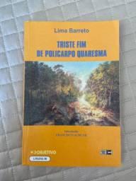 Triste Fim de Policarpo Quaresma - autor: Lima Barreto
