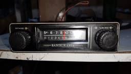 Rádio original pro fusca fusquinha fuscão Brasília variant tl ze do caixão