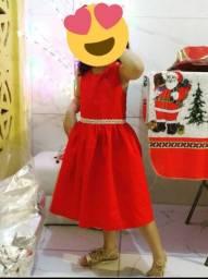 Vestidos infantis - 4 anos