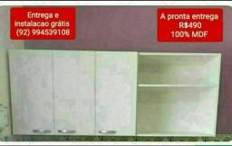 Armário de cozinha de parede100% mdf  tenho outros modelos