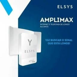 Amplificador de sinal Elsys