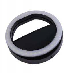 Título do anúncio: Anel Luminoso Para Celular Flash Selfie Mini Ring Light
