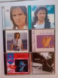 CD Roberto Carlos, Cazuza, Alceu Valença, Fagner