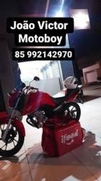 Título do anúncio: Motoboy João Victor,  Toda Fortaleza