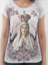 Título do anúncio: Camisa de Nossa Senhora de Fátima