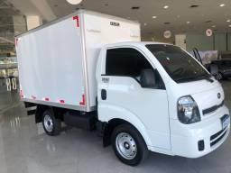 Bongo 2.5 turbo diesel 0km R$139.000