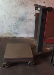 Balança plataforma 300kg