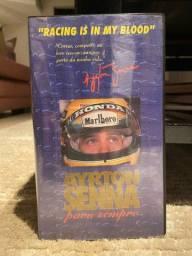 VHS - Ayrton Senna para Sempre