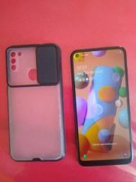 Samsung Galaxy A11 três meses de uso