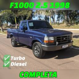 F1000 2.5 HSD Turbo Diesel 1998