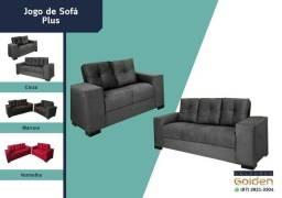Título do anúncio: Sofá Plus - Novo