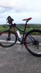 Título do anúncio: Bicicleta Caloi Kaiena TMR 29 v24 azul