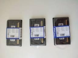 Título do anúncio: Memória Ram DDR3L 8GB 1600mhz (Notebook) novas