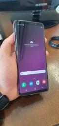 Samsung Galaxy S9 Plus 128Gb Ultravioleta Impecável