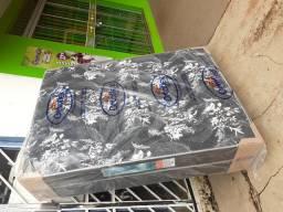 Cama Unibox Casal Espuma no Boleto