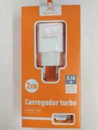 Carregador turbo v8
