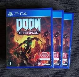 Doom Eternal - PS4 | Lacrado