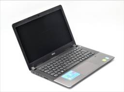 Título do anúncio: Notebook Dell Vostro 5470 Core i7 4ªger Nvidea GT 740m 2GB dedicado 8GB Ram NF até 12x