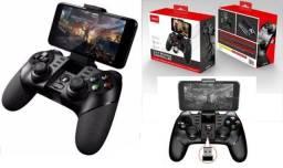 Título do anúncio: (entrega*) Super Joystick-Controle-GamePad Ipega Android Bluetooth Jogar Celular