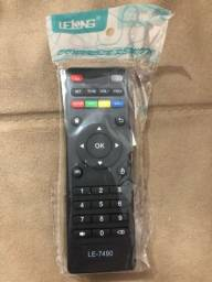 Controle TV Box Android MXQ/MX9
