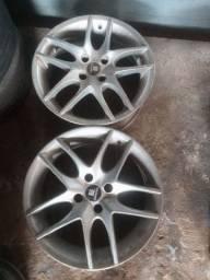 Duas rodas 17 pra carretinha 200 reais