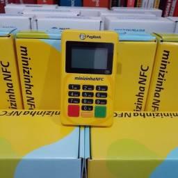 Minizinha NFC original lacrado na Caixa
