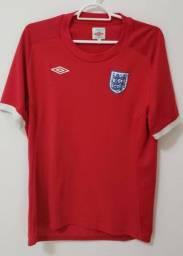Camisa da Inglaterra Umbro 2010