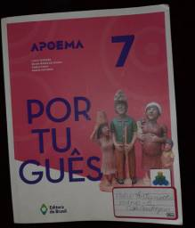 Livro Apoema Portugues 7 ano