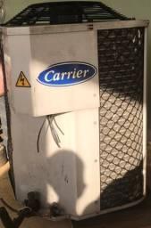 Ar condicionado carrier completo.