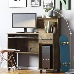 Título do anúncio: Escrivaninha com rodízio Stúdio - Entrega Grátis e Imediata p/ Fortaleza