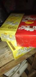 Chocolate na caixa