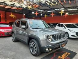 Título do anúncio: Jeep - Renegade Longitude 2021 5.000 kms rodados - Sem detalhes