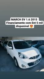 March SV 1.6 2015