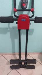 Aparelho  abdominal multi uso para ginástica polishop