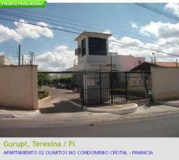 Apartamento Residencial Cristal no Bairro Gurupi