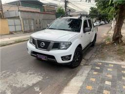 Nissan Frontier 2015 2.5 sv attack 4x4 cd turbo eletronic diesel 4p manual