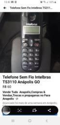 Telefone Sem Fio Intelbras  TS3110 Anápolis- GO