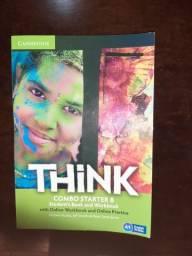 Livro Think A1 Inglês