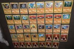Título do anúncio: Cartas TCG Pokémon tipo lutador