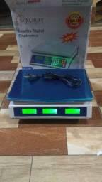 Balança eletrônica comercial 40 kg