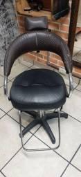 Cadeira salão hidráulica