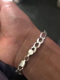 Vendo 2 pulseiras de prata 925