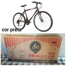 Bicicletas novas na caixa