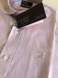 Camisa Premium Ricardo Almeida social manga longa