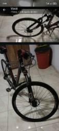 Título do anúncio: Bicicleta Venzo quadro 19