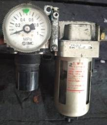 Reguladora de pressão de ar
