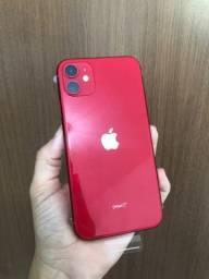 iPhone 11 Red de 64GB