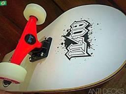Título do anúncio: Skate completo Anti Action Profissional