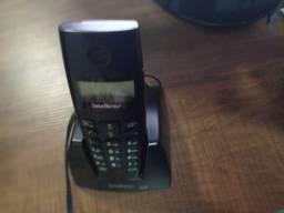 Telefone Sem Fio Intelbras , com 2 aparelhos